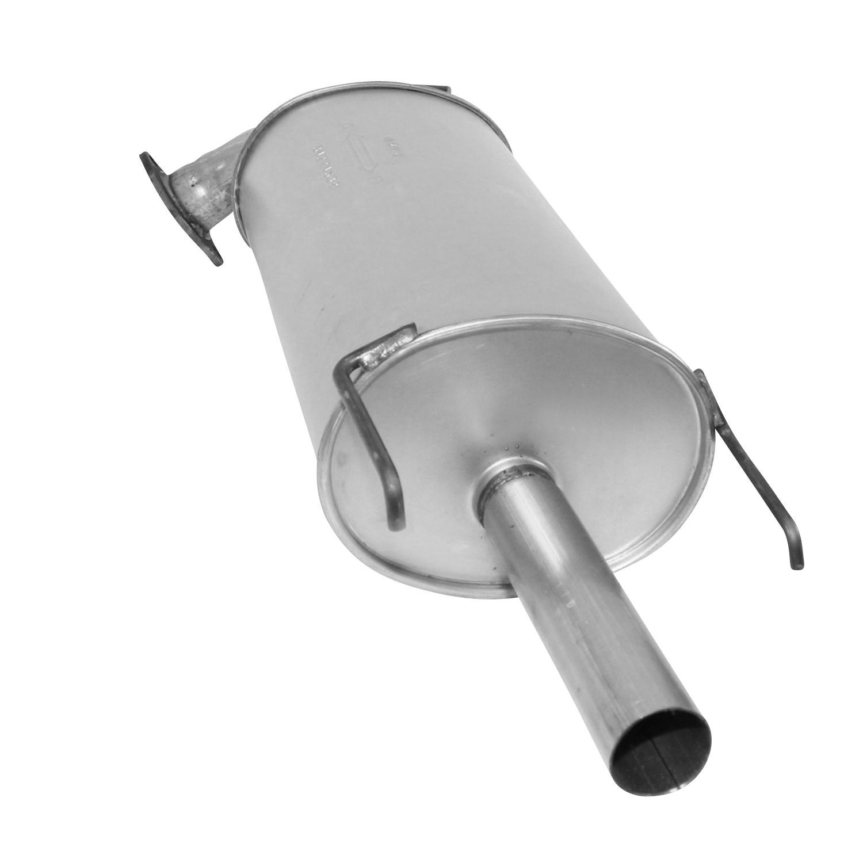 AP EXHAUST W/O FEDERAL CONVERTER - Exhaust Muffler - APK 700431