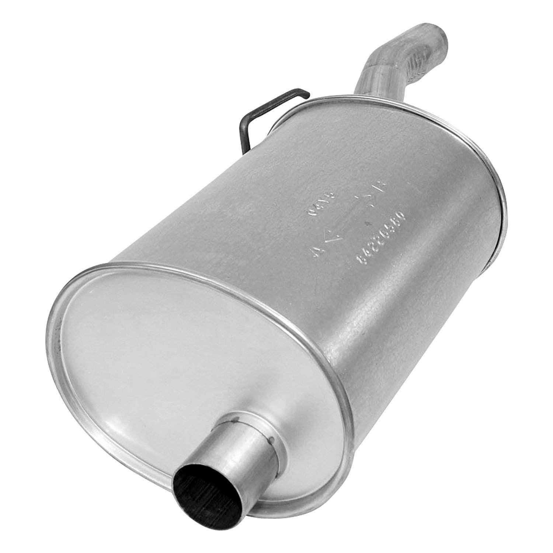 AP EXHAUST W/O FEDERAL CONVERTER - Exhaust Muffler (Right) - APK 700451