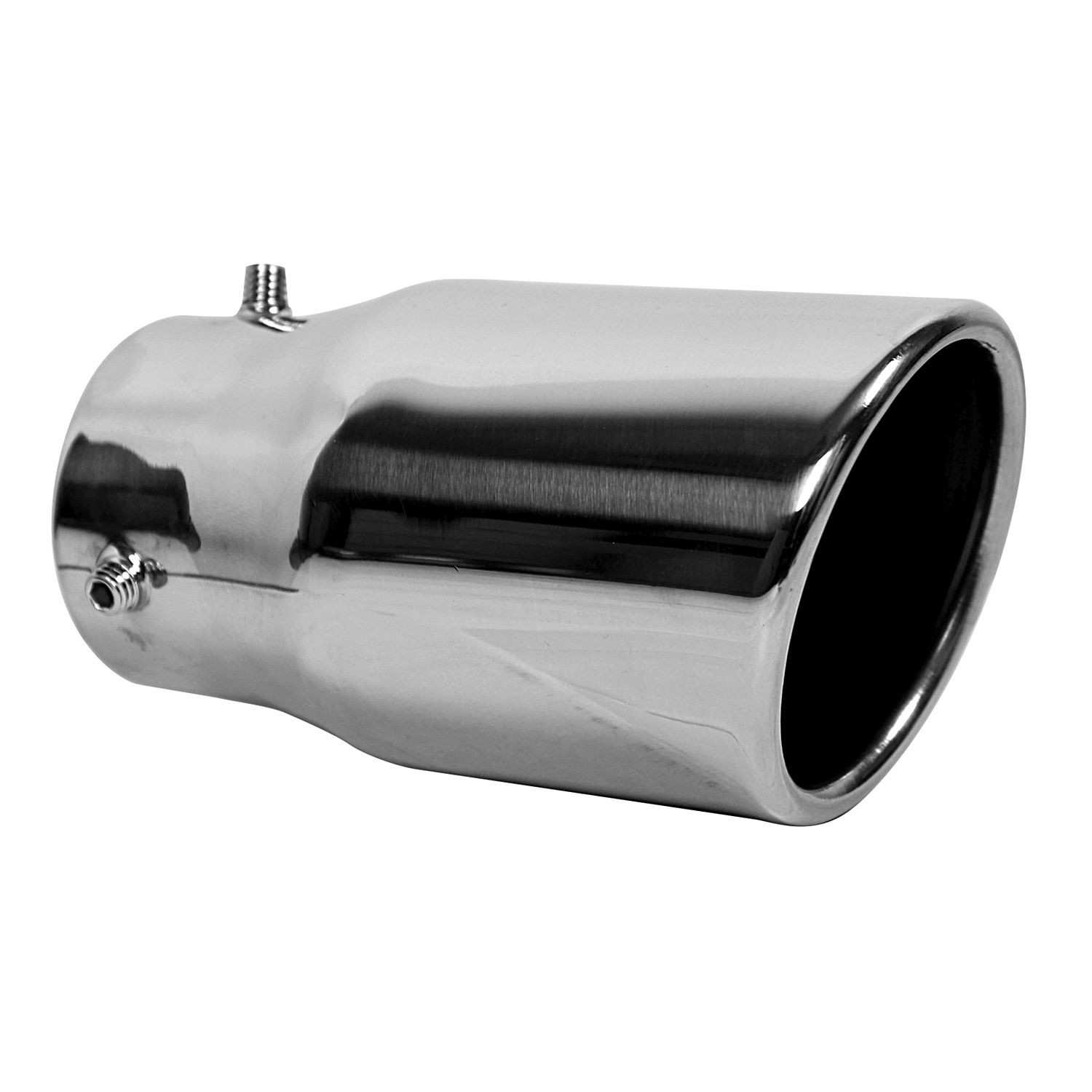 AP EXHAUST W/O FEDERAL CONVERTER - Exhaust Tail Pipe Tip (Left) - APK ST1253S
