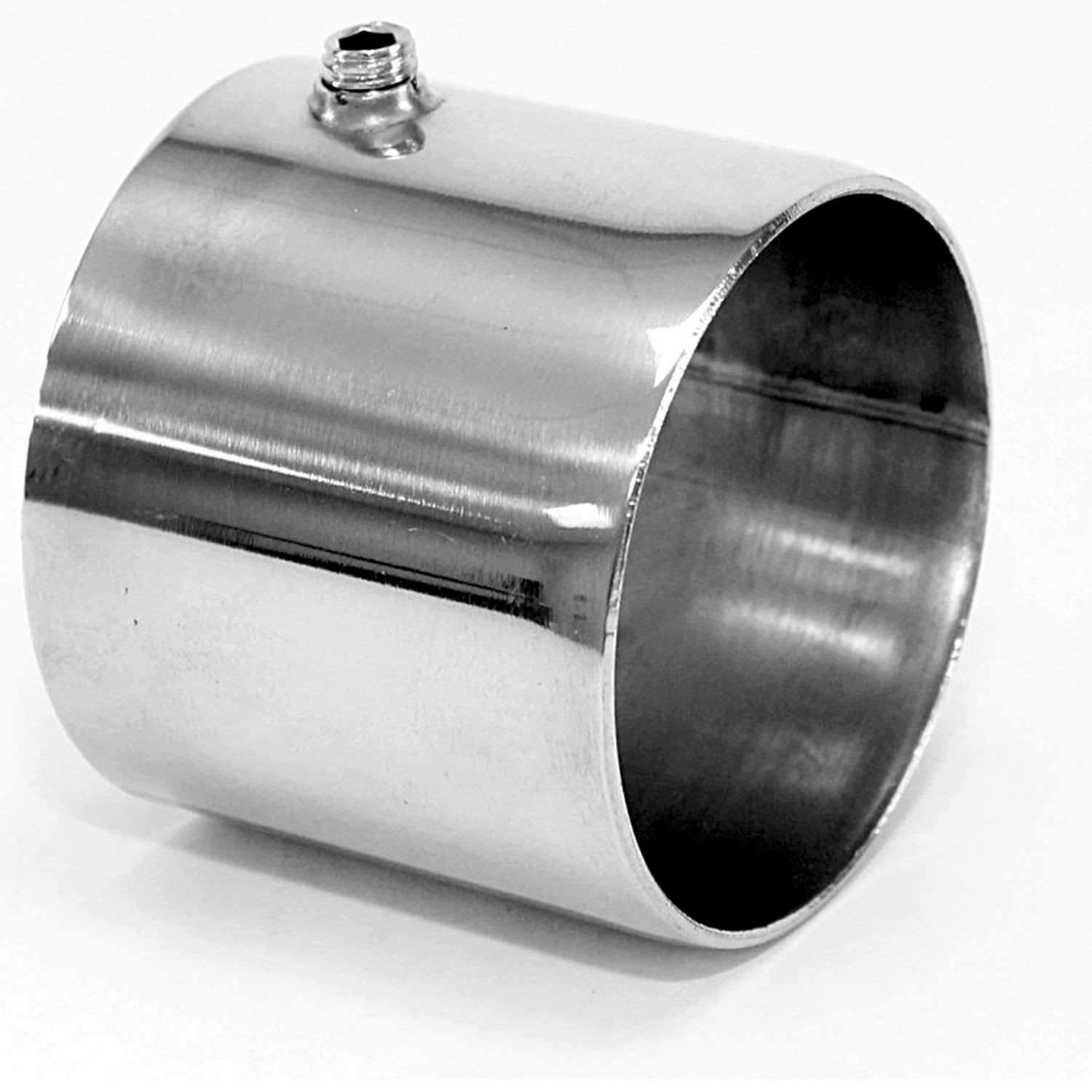 AP EXHAUST W/O FEDERAL CONVERTER - Exhaust Tail Pipe Tip - APK ST1255S
