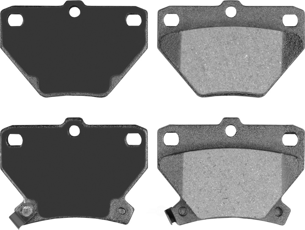 AUTOPARTSOURCE - Ceramic Pads - APS CE823
