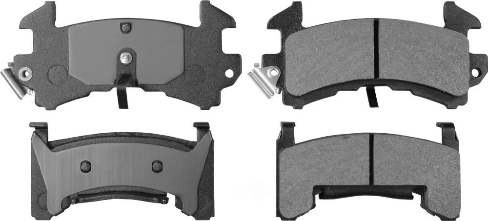 AUTOPARTSOURCE - Semi-Metallic Pads - APS MF154