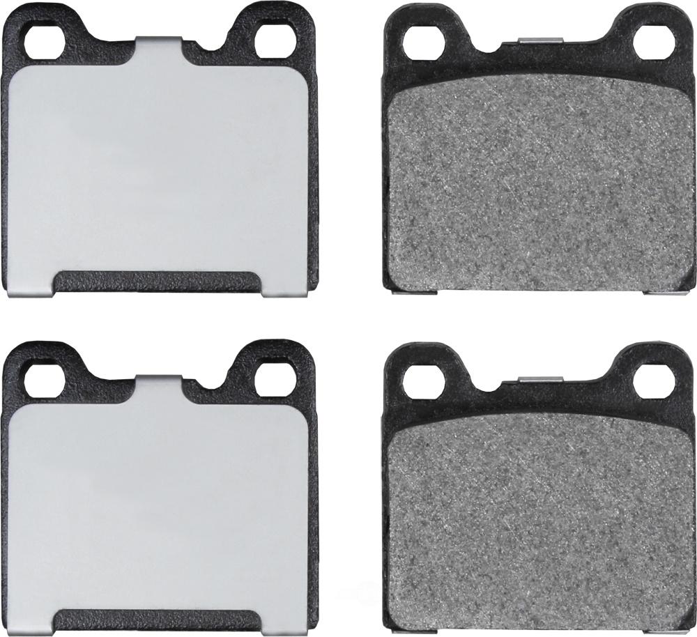 AUTOPARTSOURCE - Semi-Metallic Pads - APS MF31