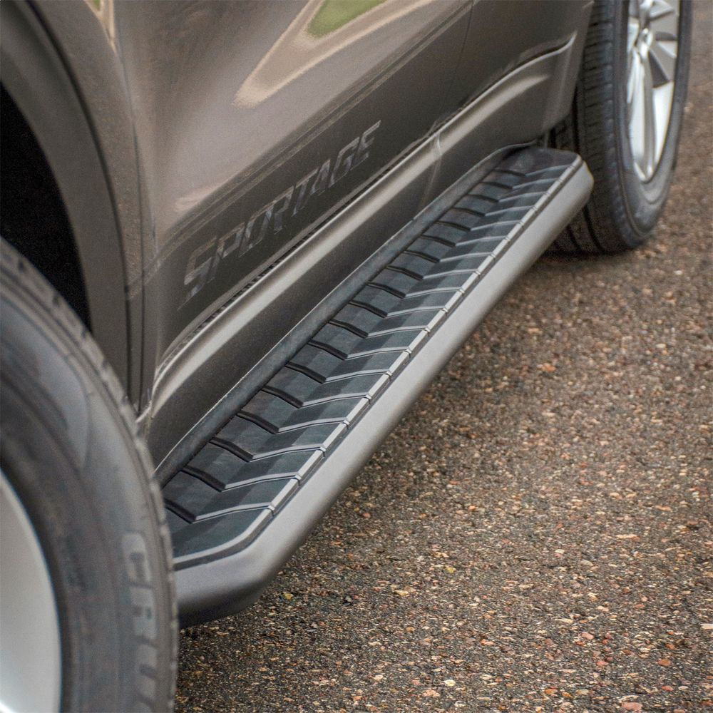 ARIES - Aerotread Running Boards w/Mounting Brackets - AR2 2061019