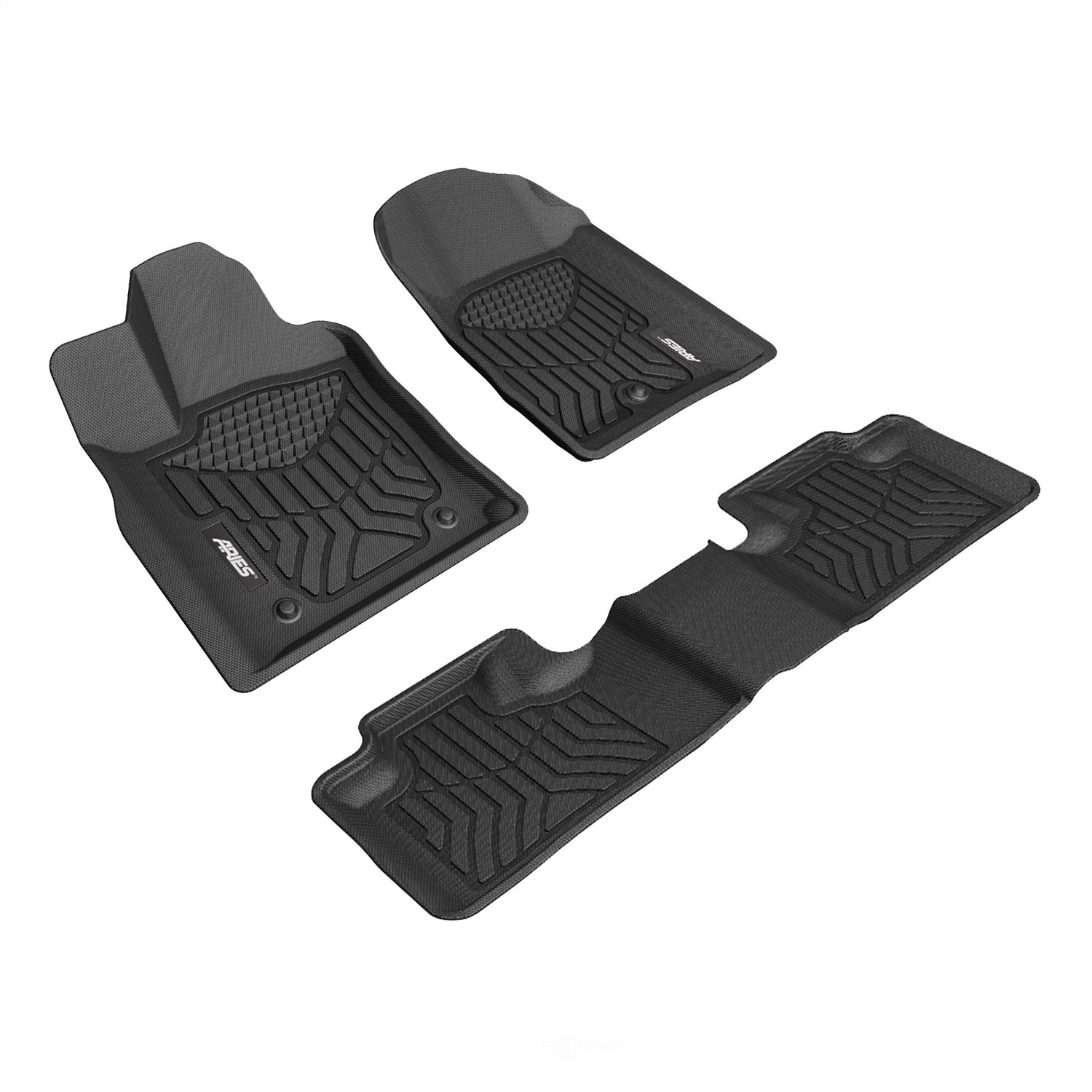 ARIES - Styleguard XD Floor Liner (Front and Rear) - AR2 2801509