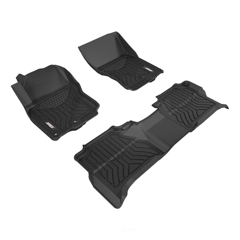 ARIES - Styleguard XD Floor Liner (Front) - AR2 2803909