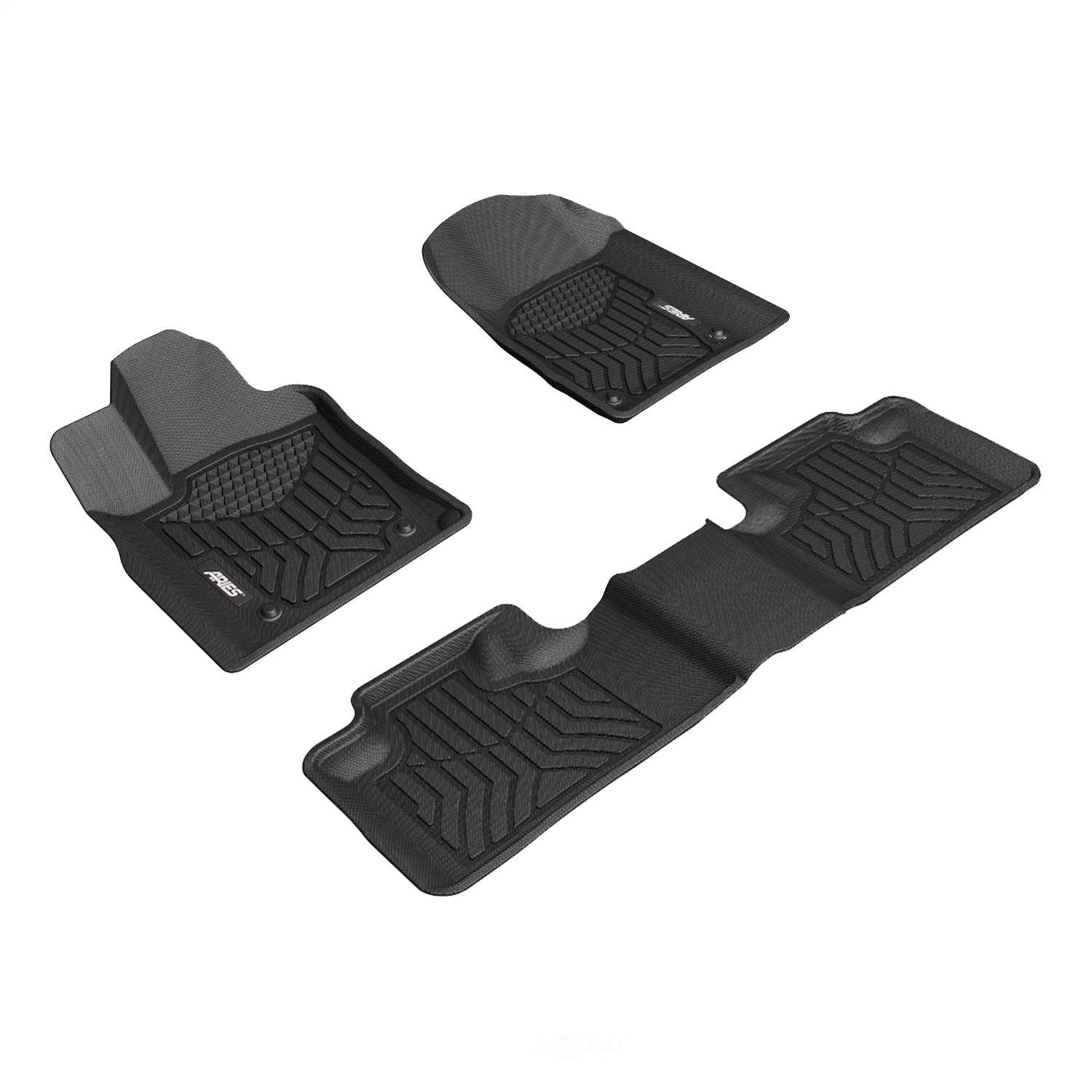 ARIES - Styleguard XD Floor Liner (Front and Rear) - AR2 2808409