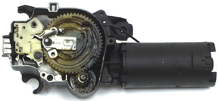 ARC REMANUFACTURING INC. - Windshield Wiper Motor - ARC 10-549