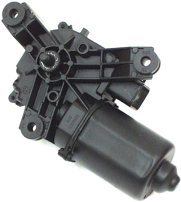ARC REMANUFACTURING INC. - Windshield Wiper Motor - ARC 10-588