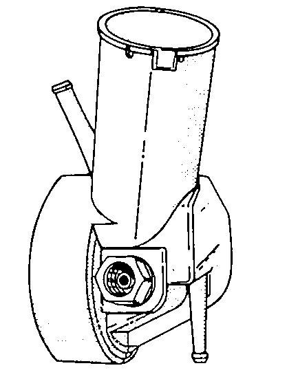 ARC REMANUFACTURING INC. - Power Steering Pump - ARC 30-6190