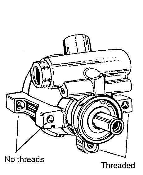 ARC REMANUFACTURING INC. - Power Steering Pump - ARC 30-6322