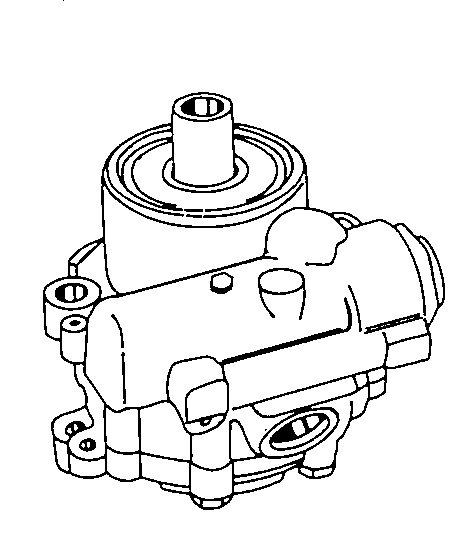 ARC REMANUFACTURING INC. - Power Steering Pump - ARC 30-6335