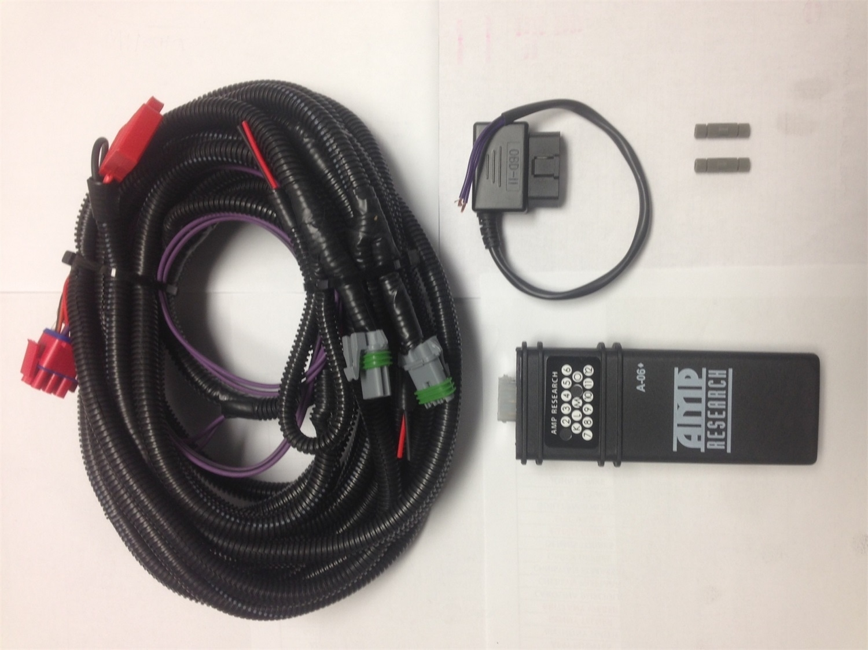 AMP RESEARCH - PowerStep(TM) Plug-N-Play Conversion Kit - ARH 76401-01A