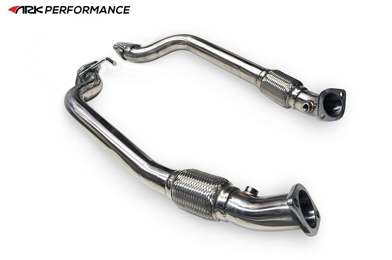ARK PERFORMANCE - Down Pipes Exhaust System - ARK DP0702-0238
