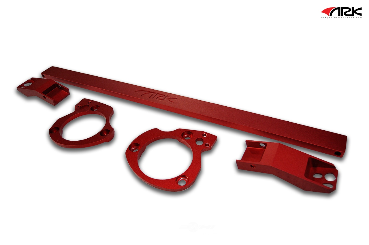 ARK PERFORMANCE - Strut Bar - Red - ARK ST0702-0102FR