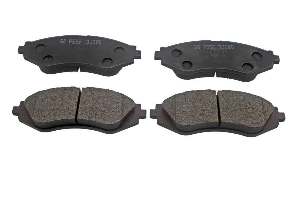 AUTO 7 - Disc Brake Pad (Front) - ASN 120-0060