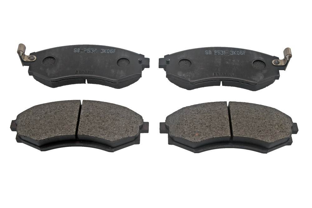 AUTO 7 - Disc Brake Pad (Front) - ASN 120-0070