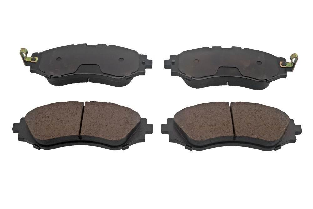 AUTO 7 - Disc Brake Pad (Front) - ASN 120-0071