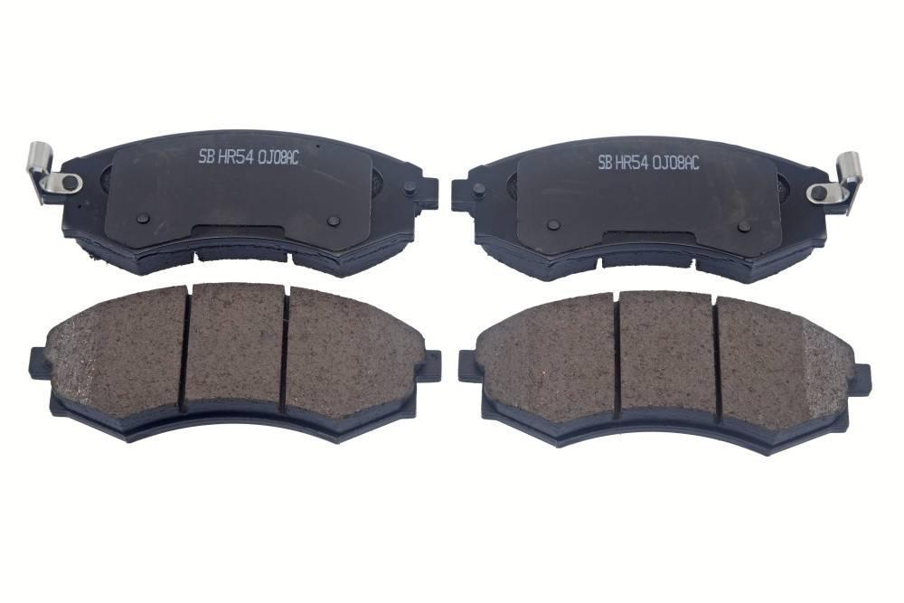 AUTO 7 - Disc Brake Pad (Front) - ASN 120-0076
