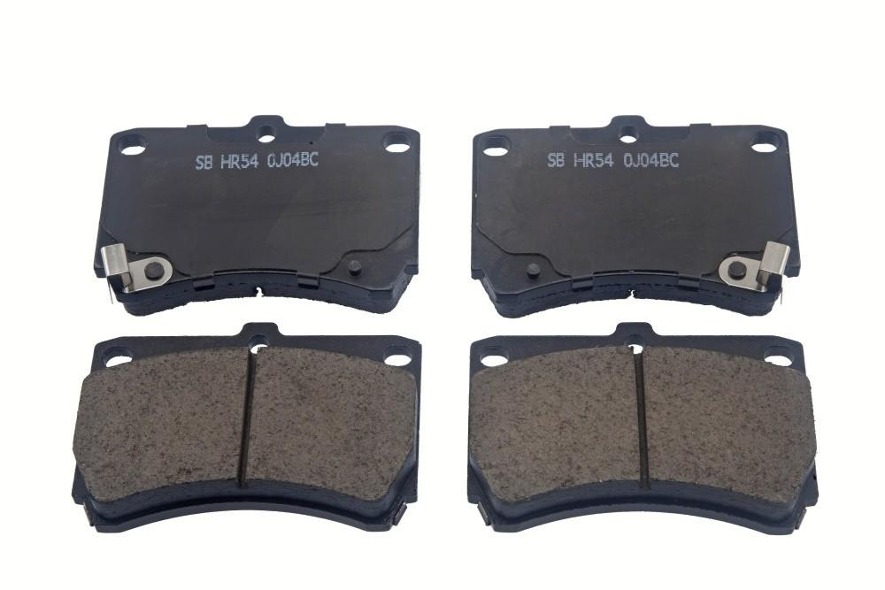 AUTO 7 - Disc Brake Pad (Front) - ASN 120-0094