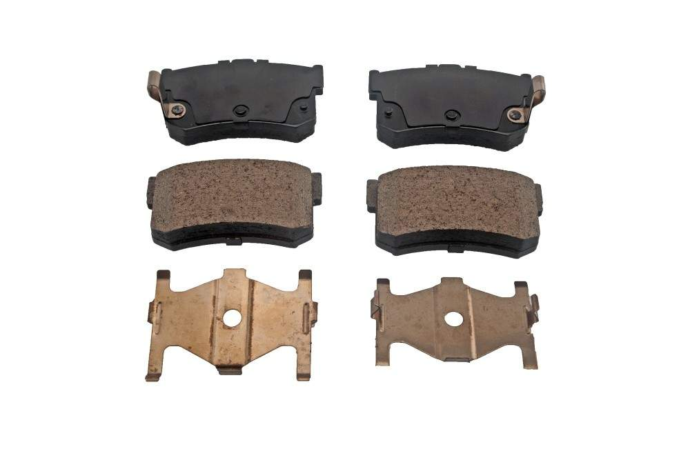 AUTO 7 - Disc Brake Pad (Rear) - ASN 120-0096