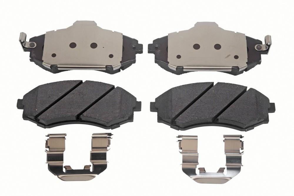 AUTO 7 - Disc Brake Pad (Front) - ASN 120-0109