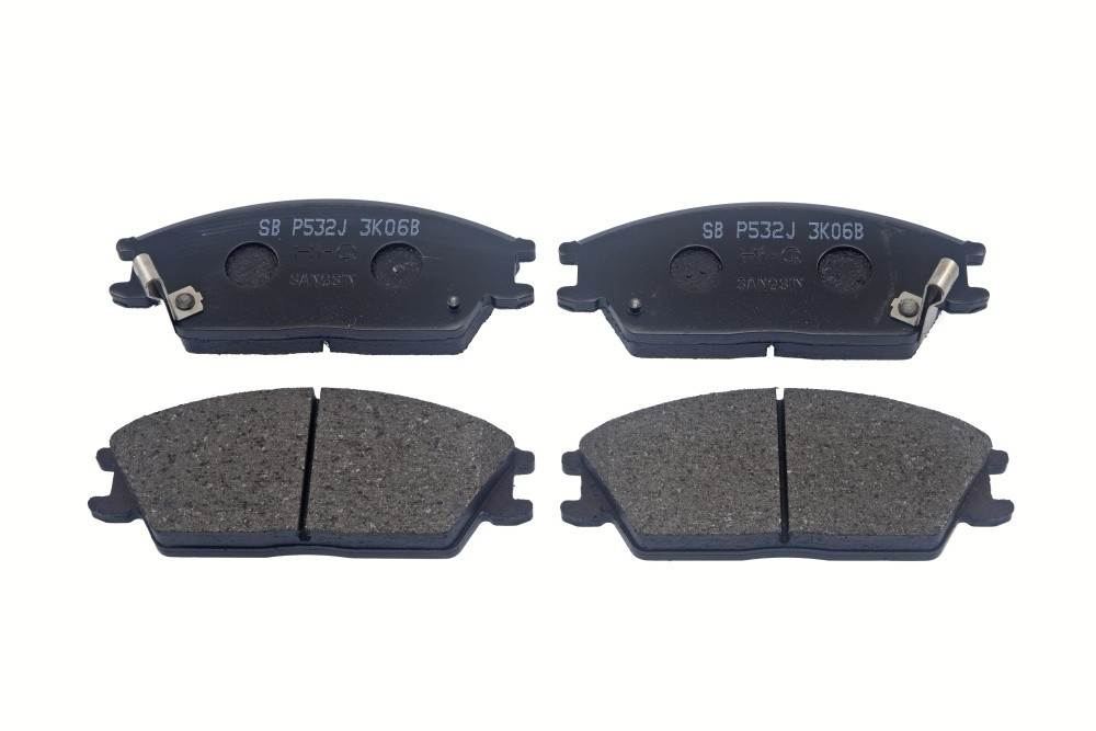 AUTO 7 - Disc Brake Pad (Front) - ASN 120-0111