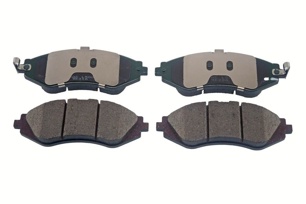 AUTO 7 - Disc Brake Pad (Front) - ASN 120-0116