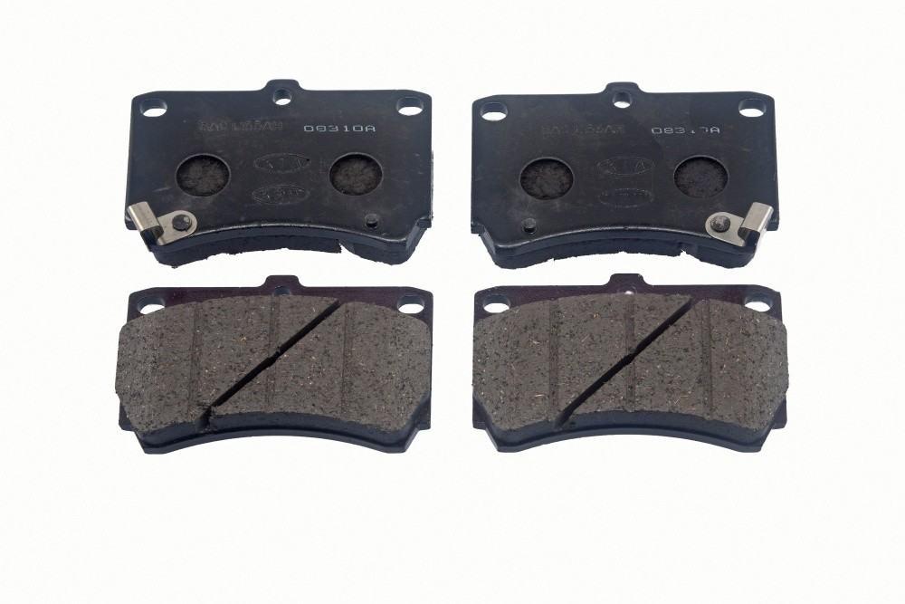 AUTO 7 - Disc Brake Pad (Front) - ASN 120-0131