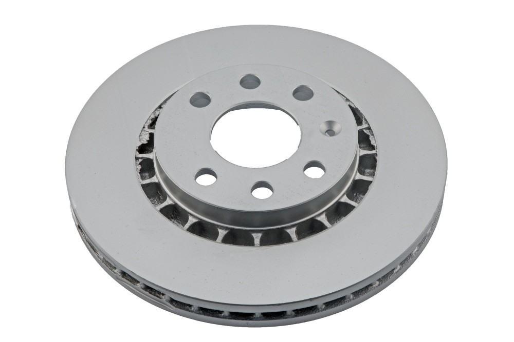 AUTO 7 - Disc Brake Rotor (Front) - ASN 123-0024