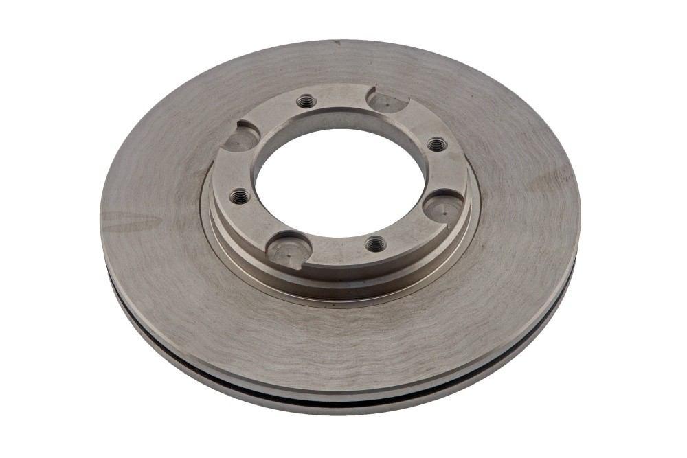 AUTO 7 - Disc Brake Rotor (Front) - ASN 123-0039