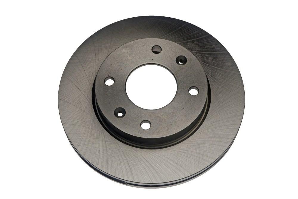 AUTO 7 - Disc Brake Rotor (Front) - ASN 123-0071