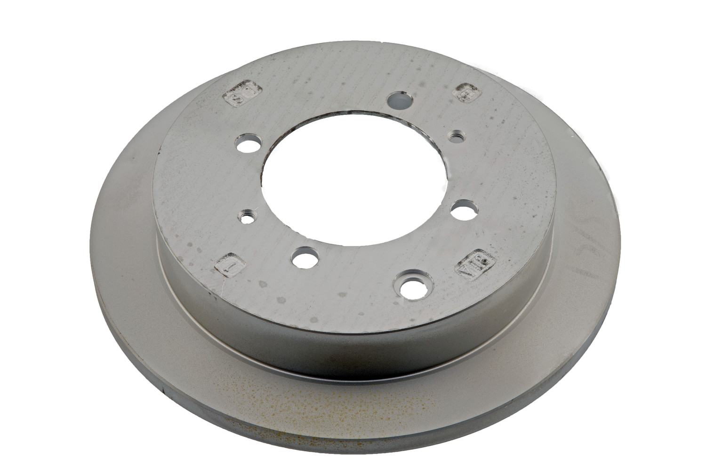 AUTO 7 - Disc Brake Rotor (Rear) - ASN 123-0072