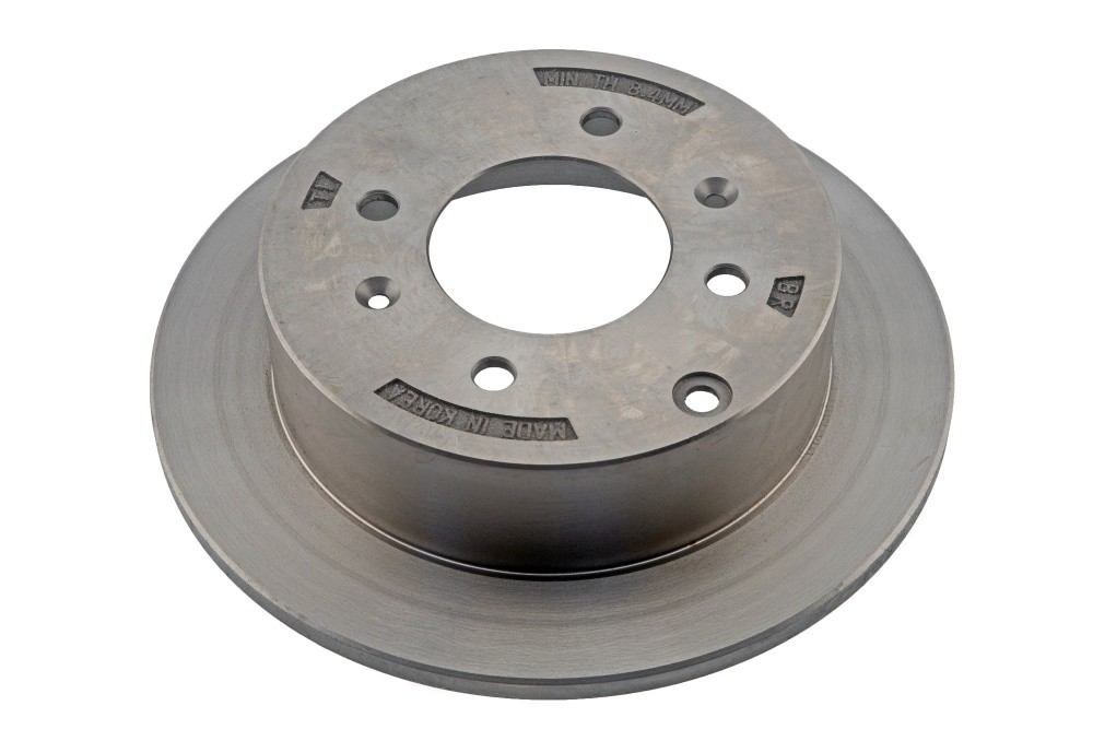 AUTO 7 - Disc Brake Rotor (Rear) - ASN 123-0076