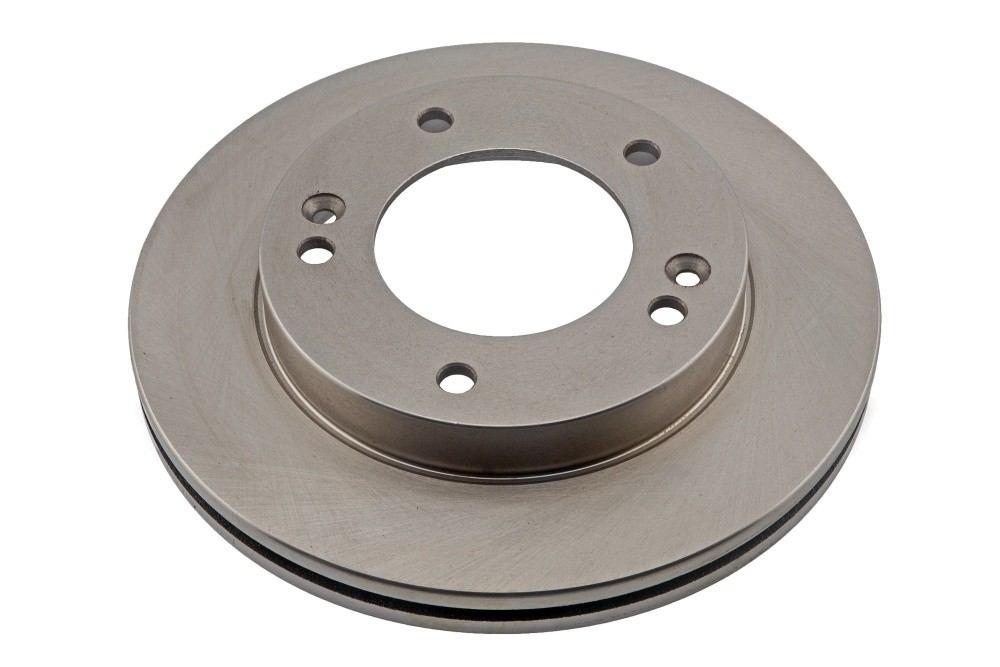 AUTO 7 - Disc Brake Rotor (Front) - ASN 123-0129