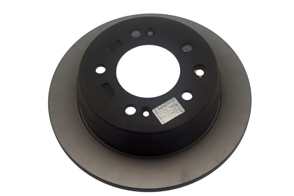 AUTO 7 - Disc Brake Rotor (Rear) - ASN 123-0181