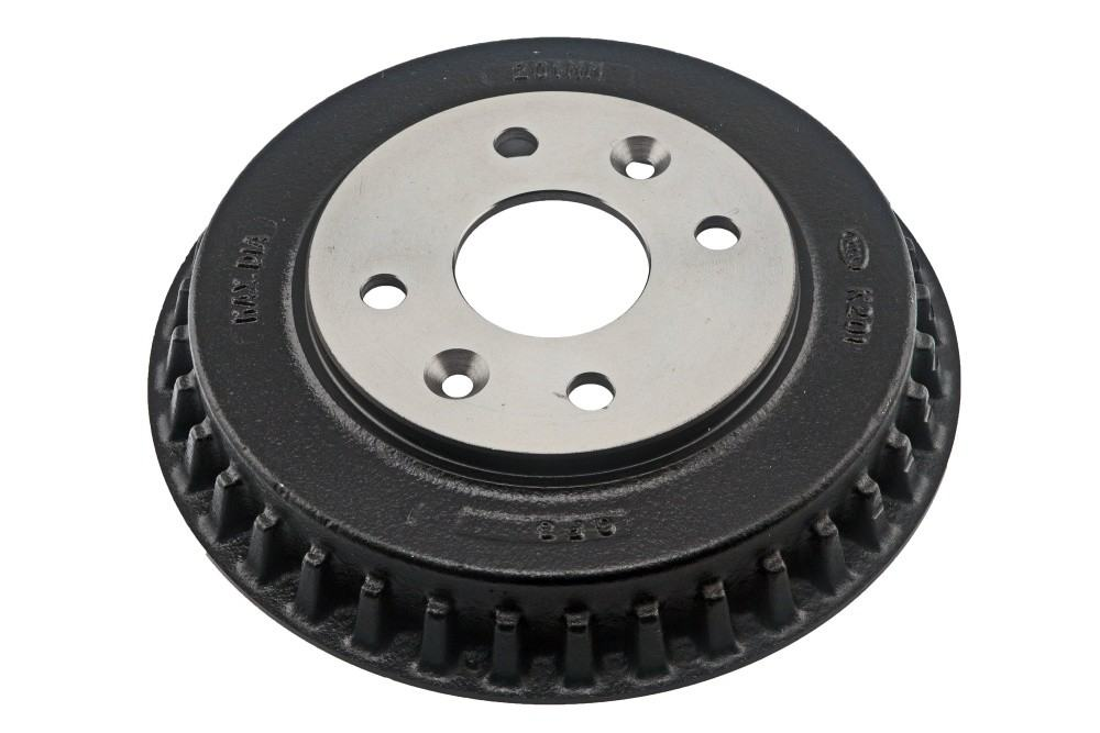 AUTO 7 - Brake Drum (Rear) - ASN 124-0002