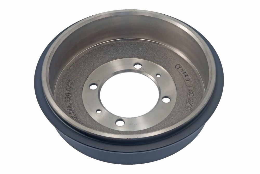 AUTO 7 - Brake Drum (Rear) - ASN 124-0046