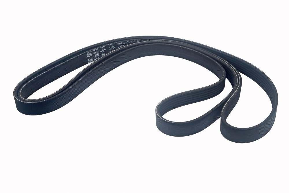 AUTO 7 - Serpentine Belt - ASN 301-1168