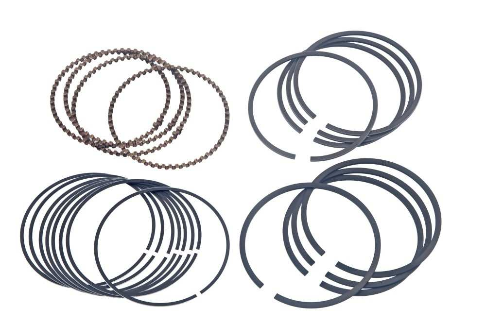 AUTO 7 - Engine Piston Ring Set - ASN 610-0138