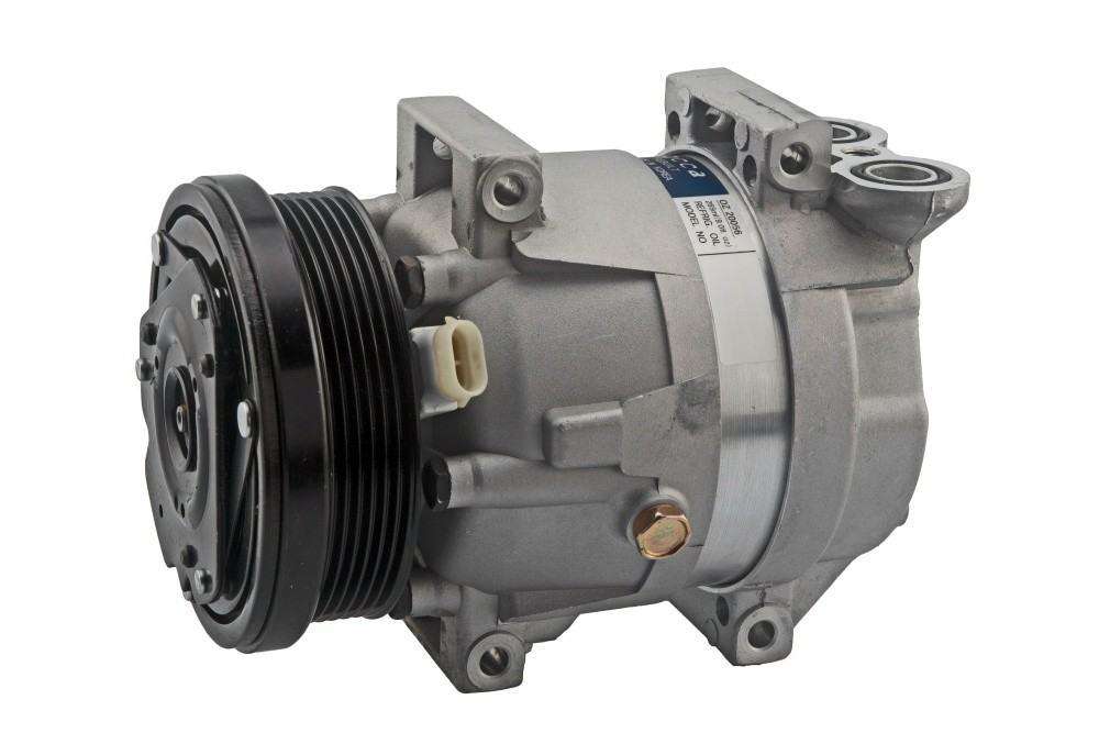 AUTO 7 - A/C Compressor - ASN 701-0156R