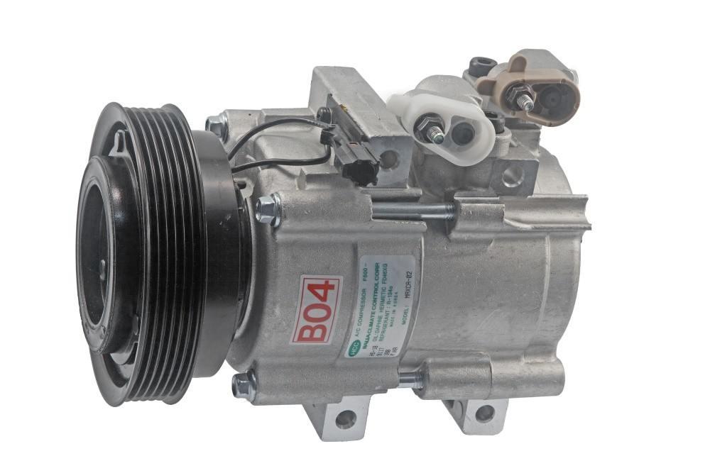 AUTO 7 - A/C Compressor - ASN 701-0162