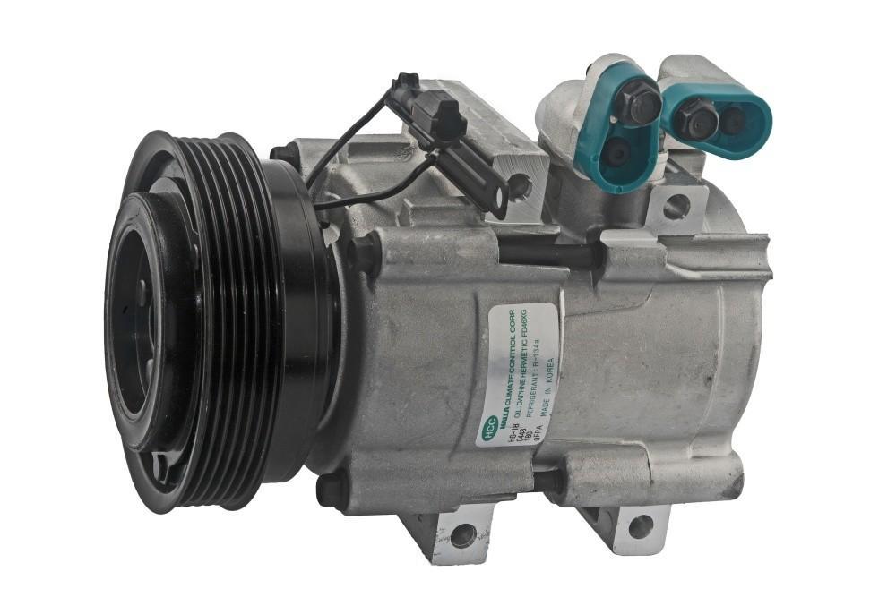 AUTO 7 - A/C Compressor - ASN 701-0171