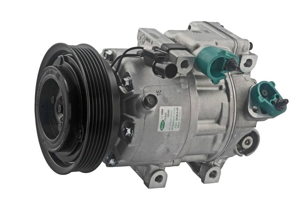 AUTO 7 - A/C Compressor - ASN 701-0175