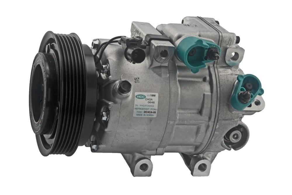 AUTO 7 - A/C Compressor - ASN 701-0187