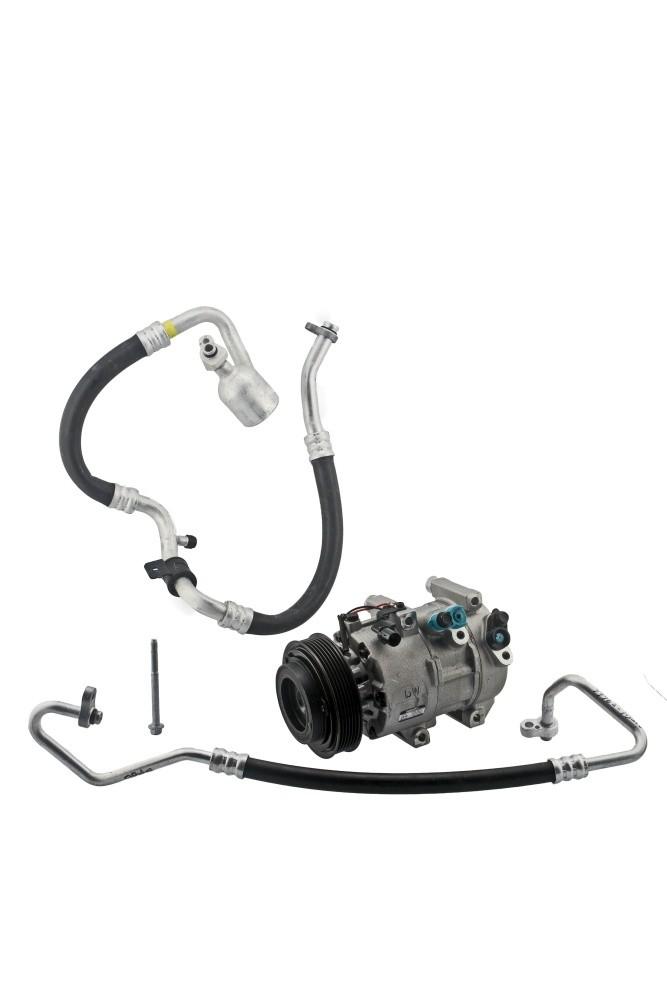 AUTO 7 - A/C Compressor Replacement Service Kit - ASN 701-0204