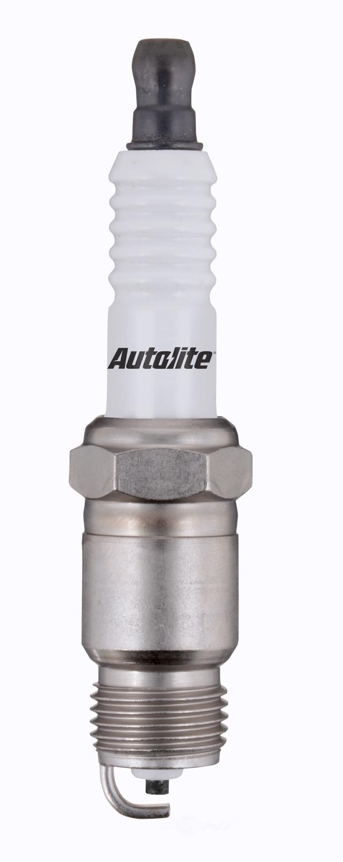 AUTOLITE - Copper Resistor Spark Plug - ATL 25