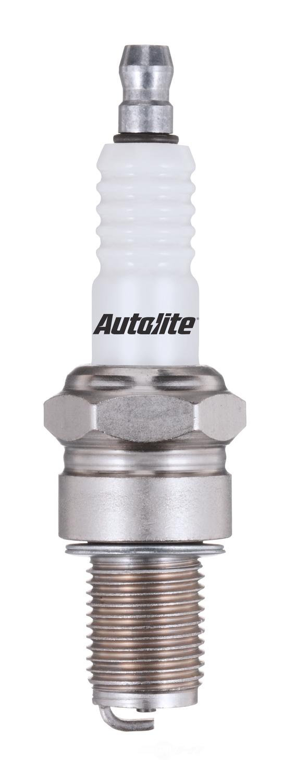 AUTOLITE - Copper Resistor Spark Plug - ATL 404
