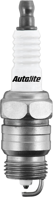 AUTOLITE - Copper Resistor Spark Plug - ATL 45