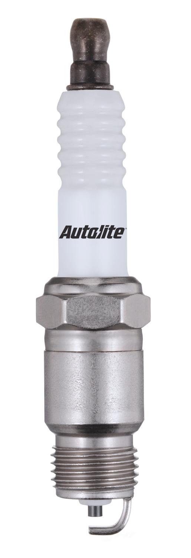 AUTOLITE - Copper Resistor Spark Plug - ATL 666